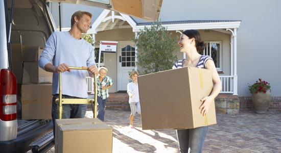 Homeowner moving
