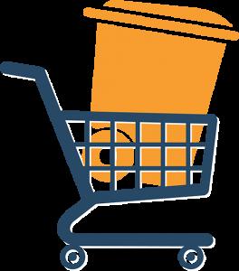 TrashBolt Online Shopping Cart for Haulers